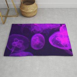 Moon Jellyfish II Rug