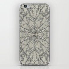SnowFlake #2 iPhone Skin