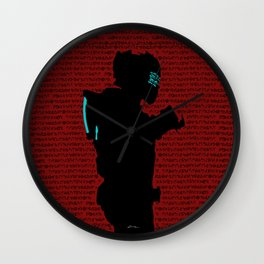 Isaac - Dead Space Wall Clock