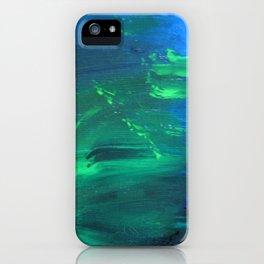 Pour Away the Ocean iPhone Case