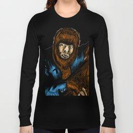 The Wolfman Long Sleeve T-shirt