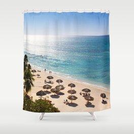 Playa Paraiso Cayo Largo, Cuba Shower Curtain