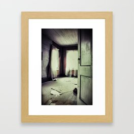 {whisper} Framed Art Print