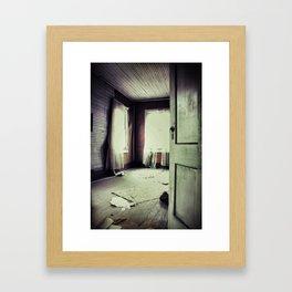 {whisper} Framed Art Print