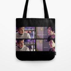 I know it's fine Tote Bag