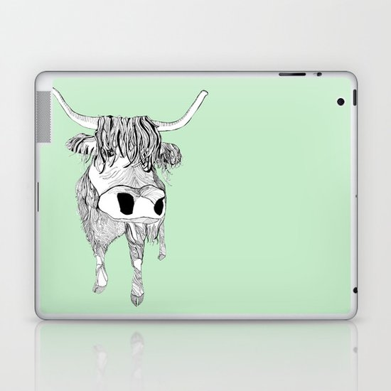 Highland Laptop & iPad Skin