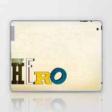 myHERO Laptop & iPad Skin