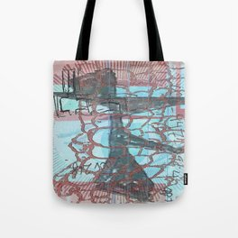 Traps And Other Devices, One Tote Bag