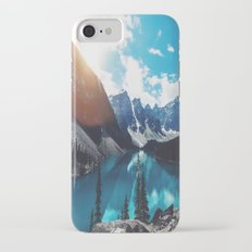 Lake Moraine iPhone 7 Slim Case