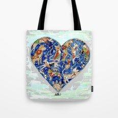 FURRY LOVE Tote Bag