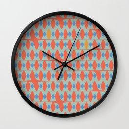 Ovoid Oh Joy (1) Wall Clock