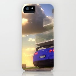 Villa iPhone Case