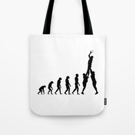Evolution Rugby #2 - Line-out Tote Bag