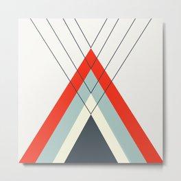 Iglu Moderno Metal Print