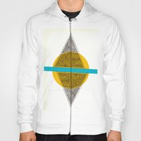 - sun sea triangles - Hoody