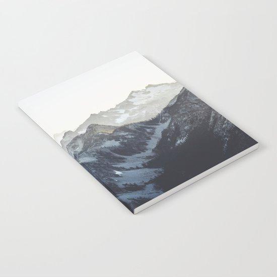 Mountain Mood Notebook