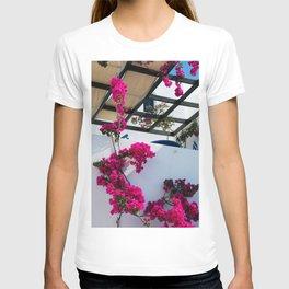 Flower house T-shirt
