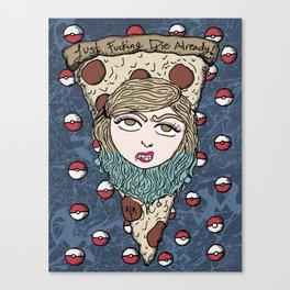 Regina Bebé Canvas Print