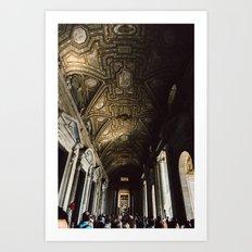 Vatican IV Art Print