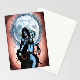 Maha Kali Stationery Cards