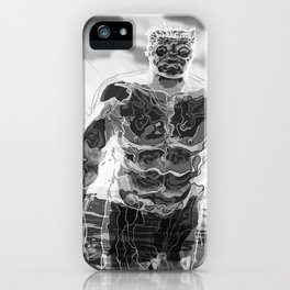 72 Precent Water iPhone Case