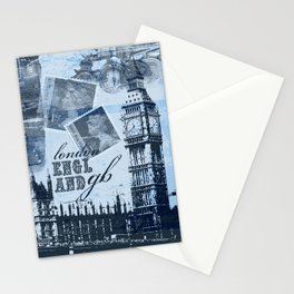 Anglophile Love Stationery Cards