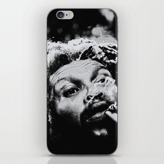 Rastafarian iPhone & iPod Skin