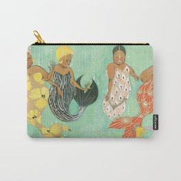 Everyone a Mermaid Carry-All Pouch