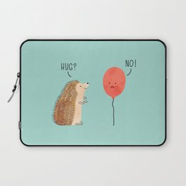 impossible love Laptop Sleeve