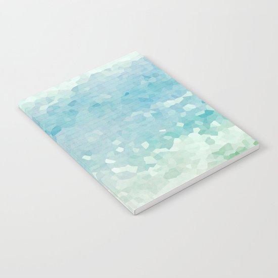 Ocean Palette Notebook