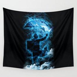 Storm Breaker Wall Tapestry