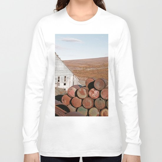 Barrels of Times Long Sleeve T-shirt