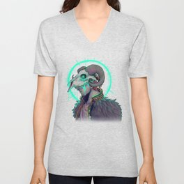 Anders and Justice Unisex V-Neck