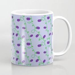 Eggplants and Vines Coffee Mug