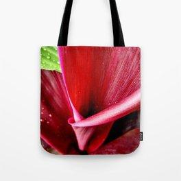 Organic Folds - The Garden Series Tote Bag