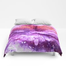 Flower Crystal Comforters
