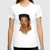 jewish T-shirts featuring Jewish Vengeance by Ashley