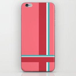 pink pack iPhone Skin