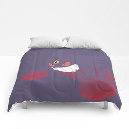 Mega Gengar Comforters