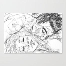gency [intimate] Canvas Print