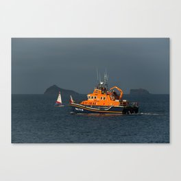 RNLI Lifeboat Torbay Canvas Print