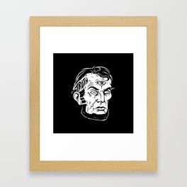 Truth Framed Art Print