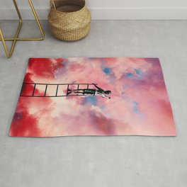 Cloud Painter Rug