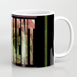 Welcome to my Succulent Garden Coffee Mug