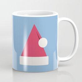 Santa Claus Christmas Hat Coffee Mug