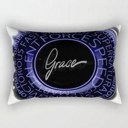 My name is Grace Rectangular Pillow