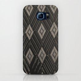 Glass Diamond Charcoal iPhone Case
