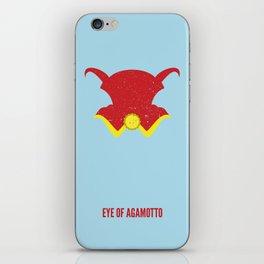 Dr. Strange - Eye of Agamotto iPhone Skin