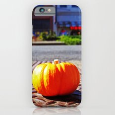 Roadside pumpkin iPhone 6s Slim Case