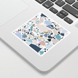 Pastel Terrazzo Sticker